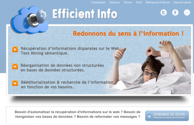 EfficientInfo