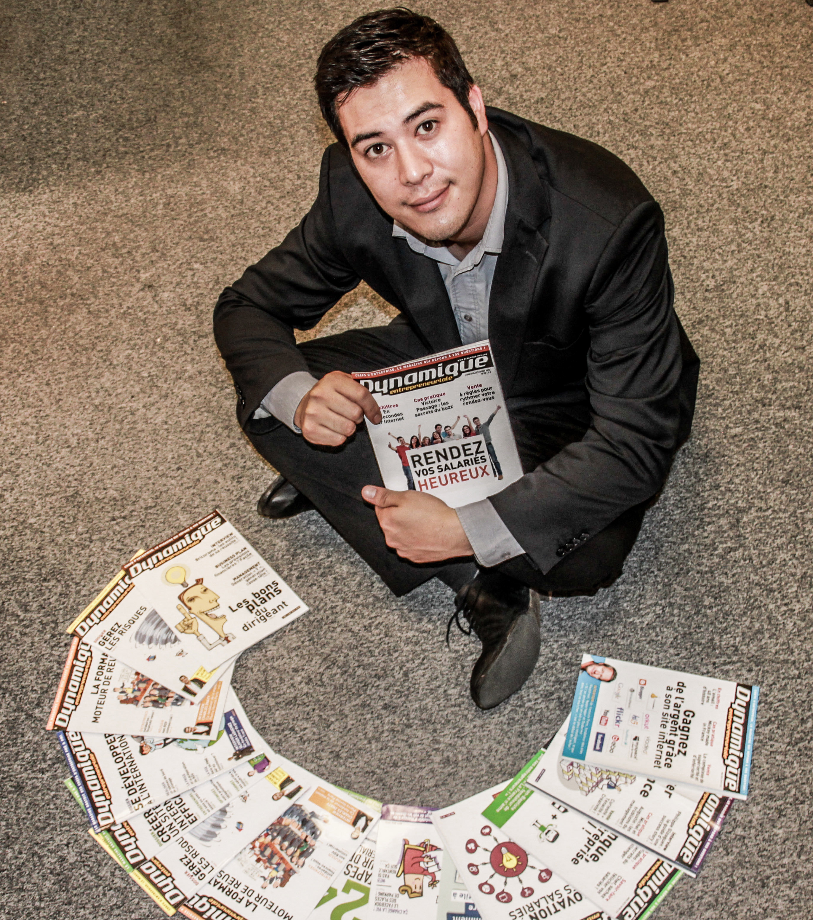 Olivier Nishimata - Dynamique Entrepreneuriale