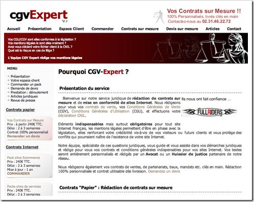 cgvExpert