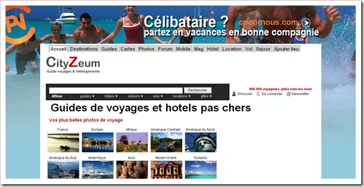 Participation de la soci t guide de for Hotel pas cher en france