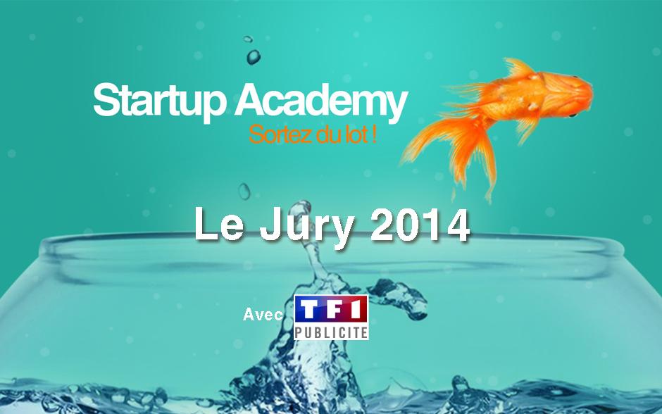 Jury de Startup Academy 2014
