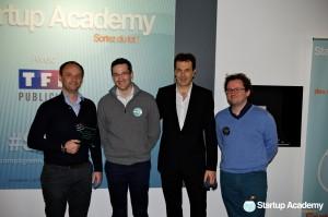 MonEchelle - Startup Academy - TF1