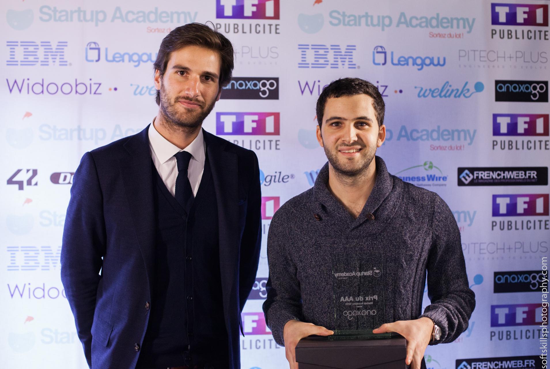 Prix «AAA» par Anaxago SA 2015 – Citodi