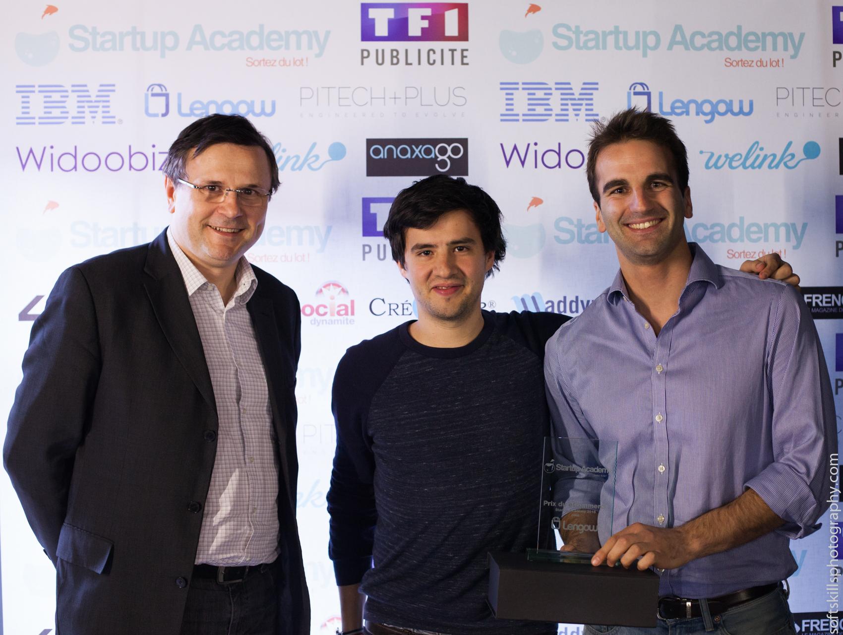Prix ecommerce avec Lengow SA 2015 – Goku